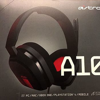 Hardware Review: Astro A10 Gaming Headset (PC)