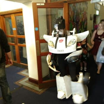 Stay Puft Welcomes Creators and Cosplay Portsmouth Comic Con in Photos