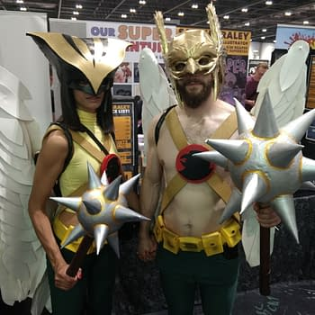 63 Cosplay Pics from MCM London Comic Con 2018