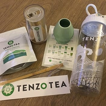 Nerd Food: Get Energized with Green Tea from Tenzo Tea