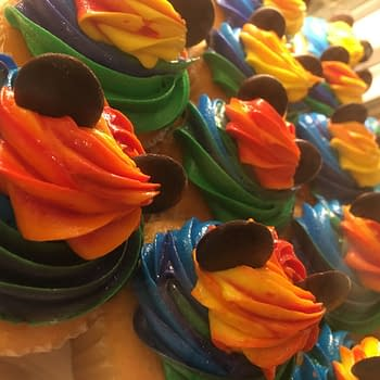 Nerd Food: Some of the Magical Cupcakes Available at Walt Disney World