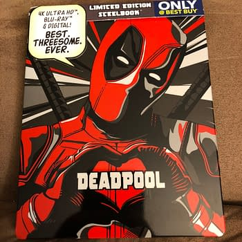 Deadpool Has an Awesome New Blu-ray Steelbook at Best Buy