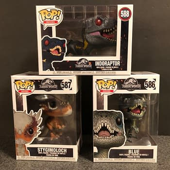 Lets Take a Look at Jurassic World: Fallen Kingdom Dino Funko Pops