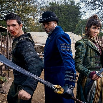 AMC Cancels Into the Badlands The Son with Upcoming Seasons