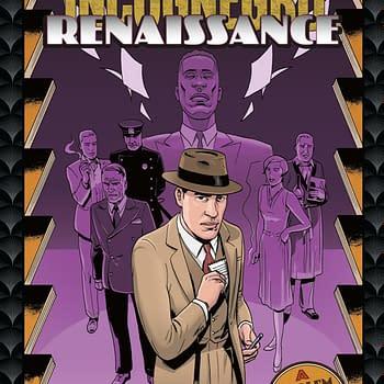 Dark Horse Collects Mat Johnson and Warren Pleeces Incognegro: Renaissance in October