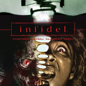 Infidel #3 Advance Review: Another Daring and Haunting Chapter