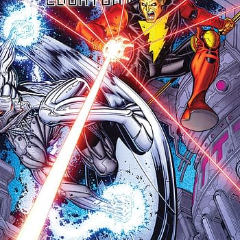 Infinity Countdown #3 Review: Sax the Destroyer or the Draxophone