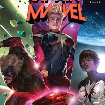Infinity Countdown: Captain Marvel #1 Review &#8211 A Great Starting Point for Those New to Captain Marvel