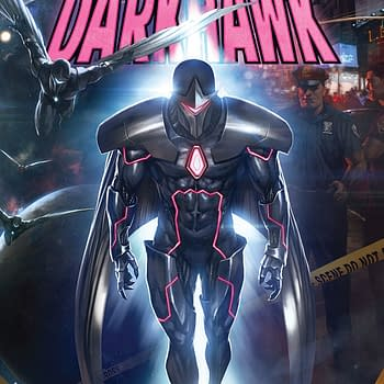 Infinity Countdown: Darkhawk #1 Review &#8211 A Flawed but Promising Return