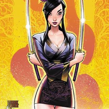 Aspen Comics Celebrates Customer Appreciation Week With Sale Free J. Scott Campbell Variant