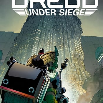 Judge Dredd: Under Siege #1 Review &#8211 A Smart and Tightly Plotted Dredd Excursion