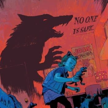 Jughead: The Hunger #6 cover by Adam Gorham