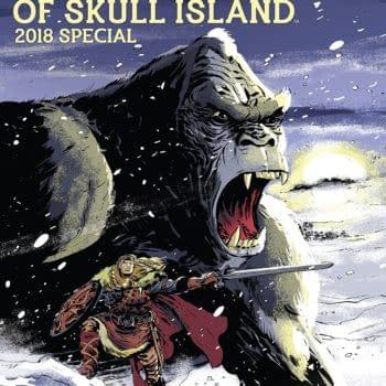 Kong of Skull Island 2018 Special by Dan McDaid