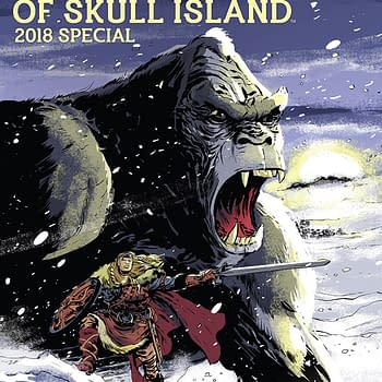Kong of Skull Island 2018 Special #1 Review: A Solid Read in Spite of the Hefty Asking Price