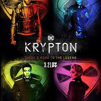 Syfy Releases Video to Hype Kryptons Second Season Renewal