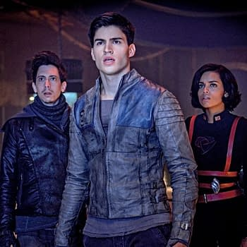 Syfy Releases Spoilery Teaser for Krypton Season 2