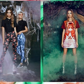 Black Milk Clothing Re-Releases Its Magical Labyrinth Collection