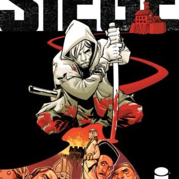 The Last Siege #1 cover by Justin Greenwood