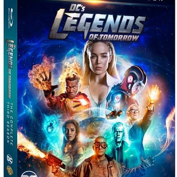 Legends of Tomorrow Season 3: Box Set Details Bonus Features and Release Date
