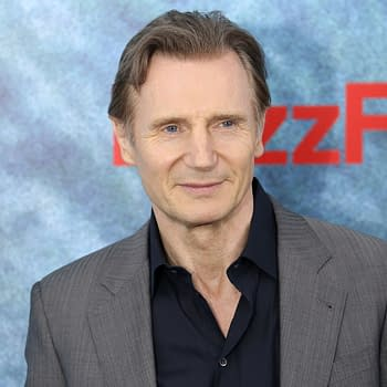 Liam Neeson Eyeing Role in the Men in Black Reboot