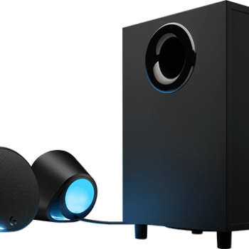 Musical Light Show: We Review Logitech's G560 Lightsync Speakers