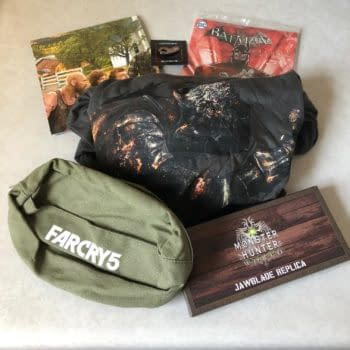 What's in the Box?!: Loot Gaming – May 2018