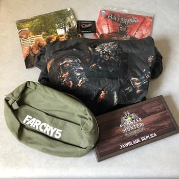 Whats in the Box: Loot Gaming – May 2018