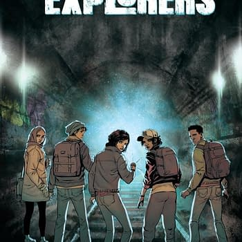 The Lost City Explorers #1 Advance Review: Teen Angst and Exploration