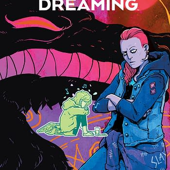 Lucy Dreaming #3 Advance Review: Charming Preteen-Centric Sci-Fi Comedy
