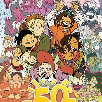 Lumberjanes #50 Review: Tabletop Games and Underground Adventures