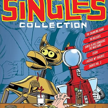 Review – Mystery Science Theater 3000: The Singles Collection