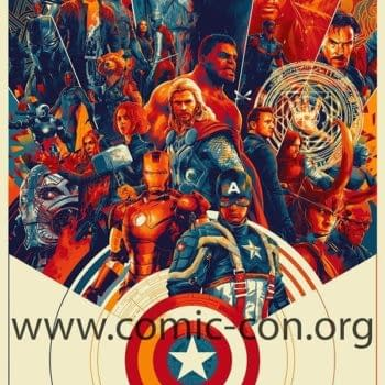 Marvel, Mondo, and SDCC Team-Up For SDCC 2018