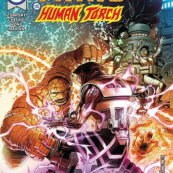 Marvel Two-in-One #6 Review: A Smart Fantastic Four Epic
