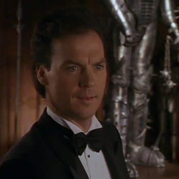 Michael Keaton Reprises Batman Role in the Last Place You'd Expect