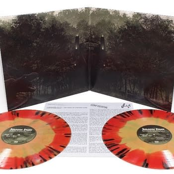 Mondo Music Release of the Week: Jurassic Park