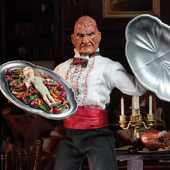 Chef Freddy Krueger is Up for Preorder Now from NECA