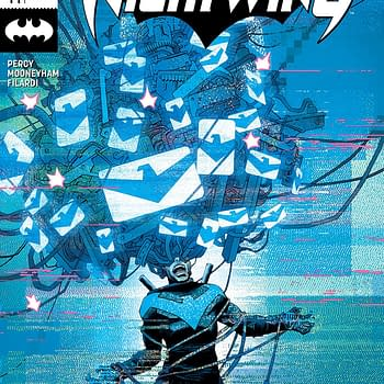 Nightwing #44 Review: The Bleeding Edge of Cool