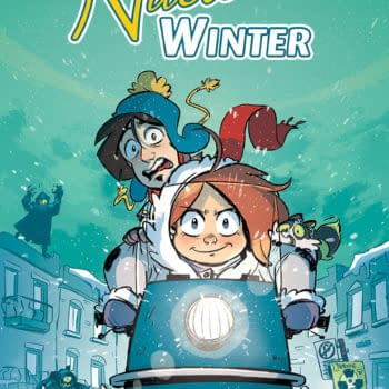 A Fun Look at What the Future May Hold: Graphic Novel 'Nuclear Winter'