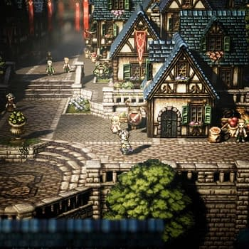 Square Enix Releases a Ton of New Images for Octopath Traveler