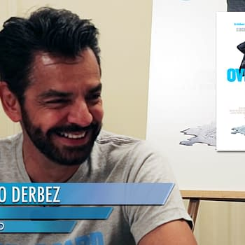 We Go Overboard with Eugenio Derbez in this Interview
