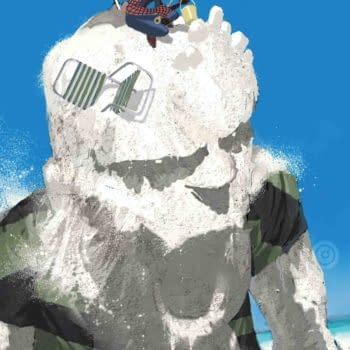 'Death' Artist Chris Bachalo Draws Sandman for Marvel in August