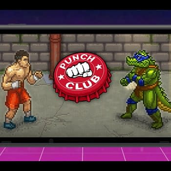 The European Nintendo eShop Gives Punch Club a Release Date