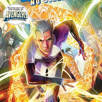 Quicksilver: No Surrender #1 Review &#8211 A Brilliant Character-Focused Comic