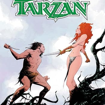 Writers Commentary &#8211 Gail Simone on Red Sonja / Tarzan #1