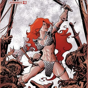 Writers Commentary: Erik Burnham on Red Sonja Vol. 4 #15