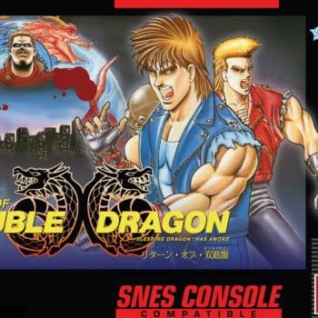Return of Double Dragon is Getting a Physical SNES Release