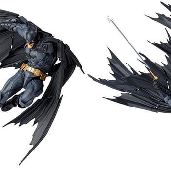 Revoltechs Batman is the Figure of Your Dreams