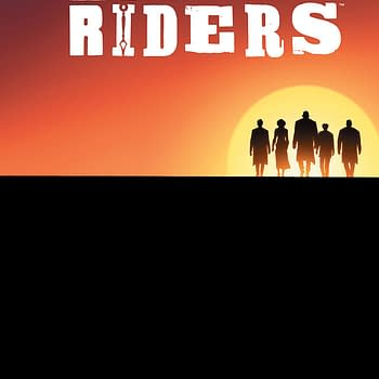 Rough Riders: Ride or Die #4 Review &#8211 I Am Alice Man