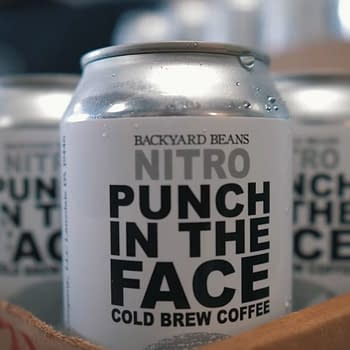 Nerd Food: Nitro Punch in the Face Cold Brew Coffee from Backyard Beans