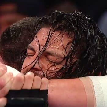 Backlash 2018: Samoa Joe and Roman Reigns Face Off